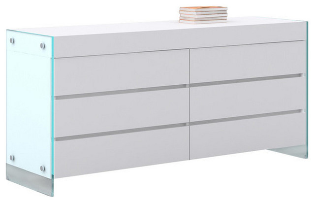 Il Vetro Collection Dresser By Casabianca Home