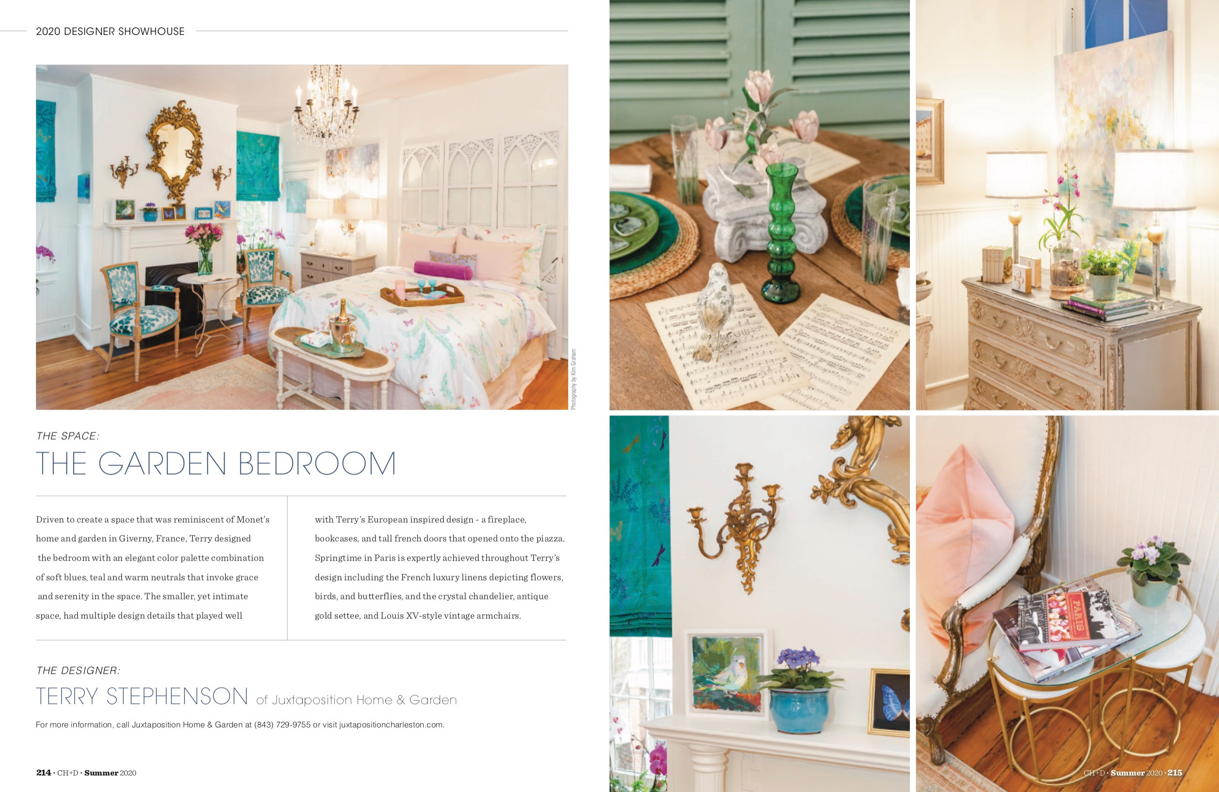 Charleston Home + Design Magazine: CSOL Showhouse