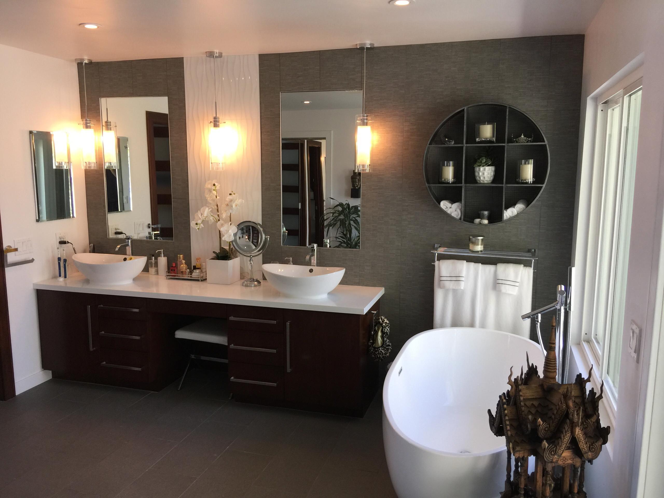 Thousand Oaks Master Bathroom
