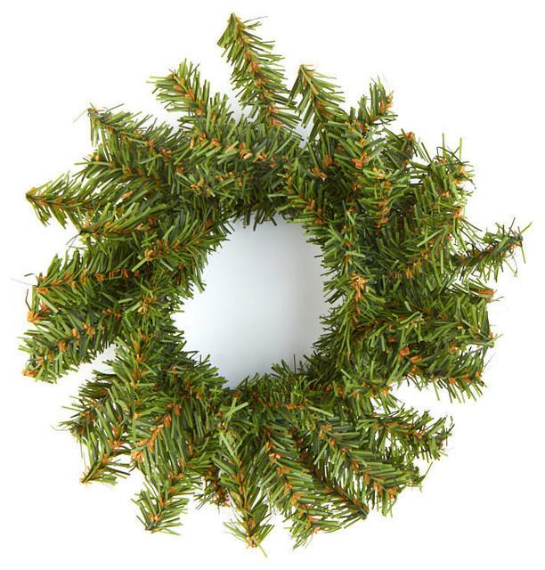 Pine Wreaths, Set Of 24.