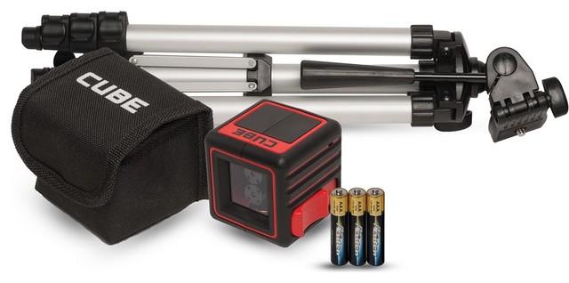 Adirpro Cube Cross Line Self-Leveling Laser Level Professional Edition 790-31.