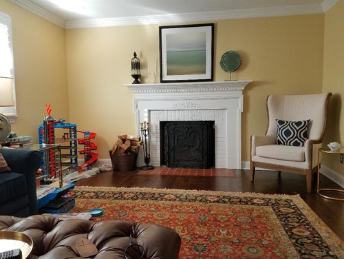 Please Design My Living Room Fireplace Wall