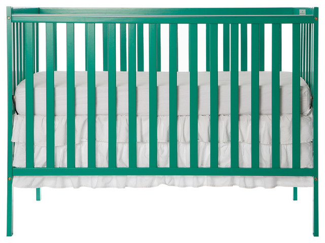 Dream On Me, Synergy,�5 in 1 Convertible Crib, Emerald