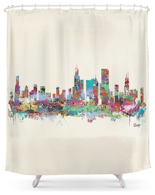 Shower Curtain Chicago Curtain Menzilperde Net
