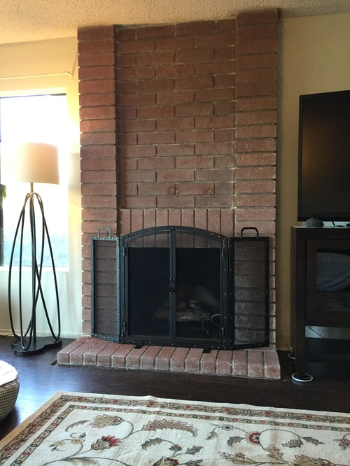 Brick Fireplace To Seal/enhance Or Not To Enhance/seal?