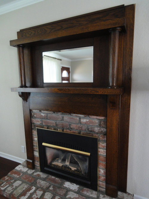 where could I sell this classic fireplace mantel?