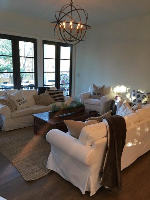 Help With Living Room Furniture Arrangement