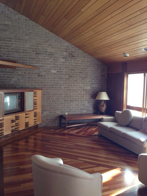 Superior Painting Interior Brick Wall Part - 8: Kitchen Wall Has Been Knocked Down. What About That Brick?