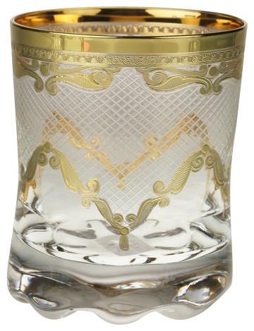 Bejrut Double Old-Fashioned Glass, Set of 6