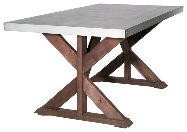 Elegant Industrial Dining Tables by SDS Designs