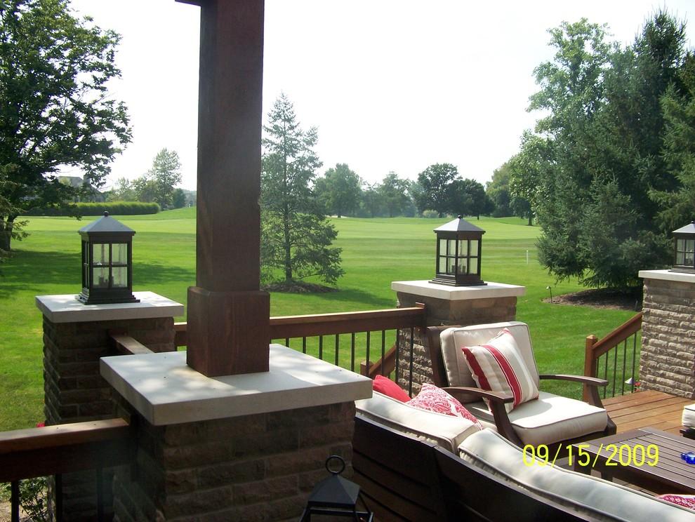 Sand Creek Outdoor Livingroom