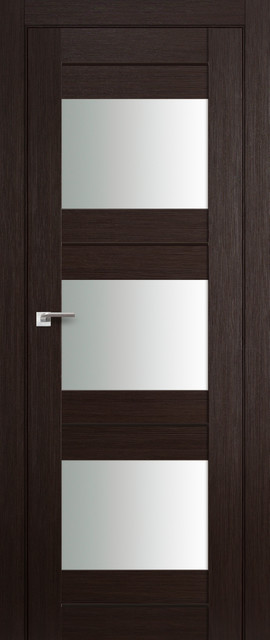 Milano-41x Wenge Melinga Interior Door, 30x80, Door Slab Only.