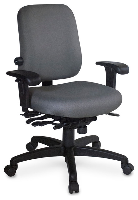 Ergonomic Lifting Arms : Executive ergonomic office chair easy grip n lift arms