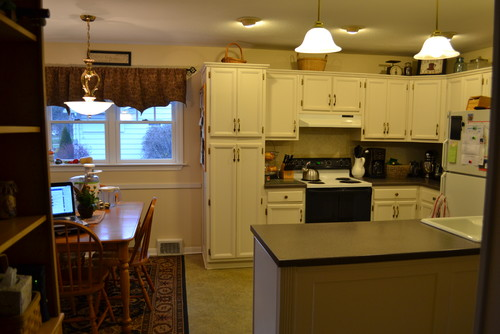 Bowled over by estimates for our kitchen renovation