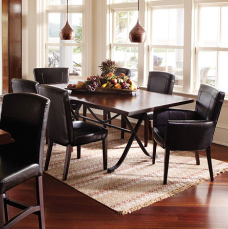 Chair Suggestions For Arhaus Arvada Table