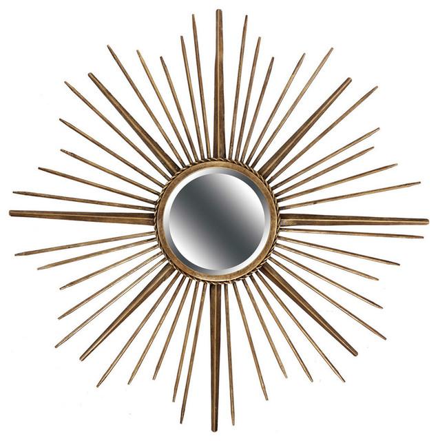Sunburst Mirror.