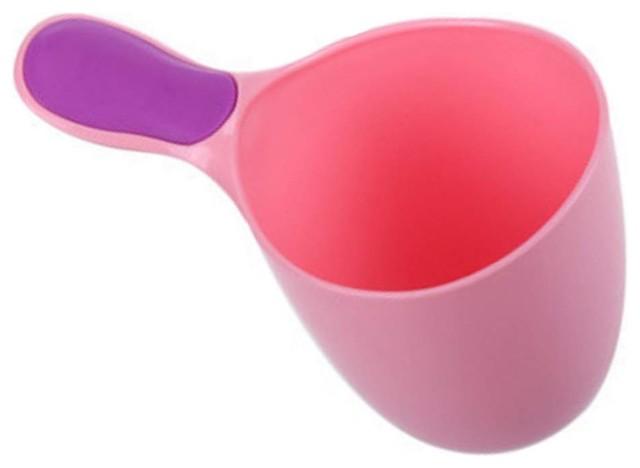 Plastic Kitchenware Water Scoop Kitchen Ladle Bath Spoon For Baby