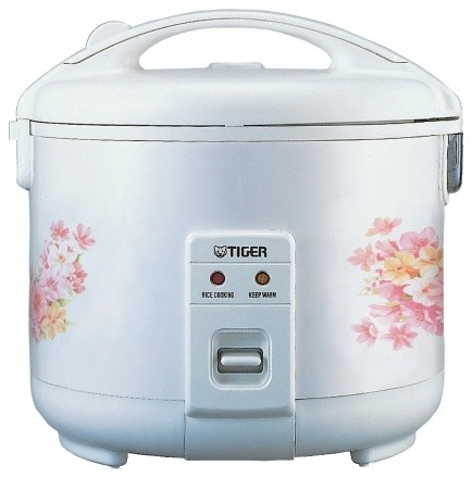 Tiger 4 Cups Rice Cooker And Warmer.