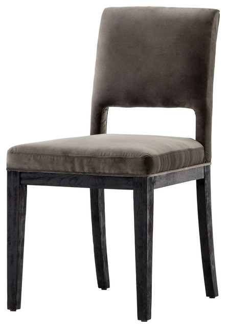 Sara Dining Chair Transitional Dining Chairs By