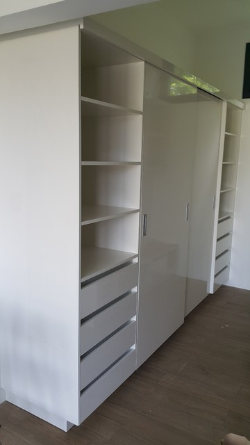 Hannah Modular Cabinets Sliding Walk In Closets Wardrobe
