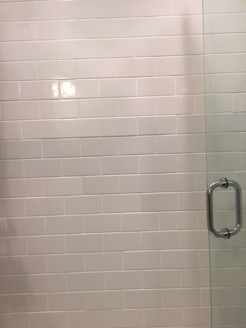 Exceptional Why Are My Shower Tiles Becoming Discolored?