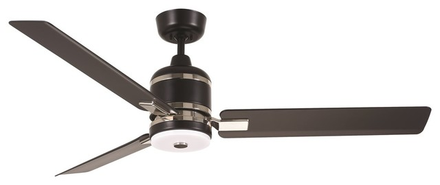Emerson Ideal Ceiling Fan, Barbeque Black.