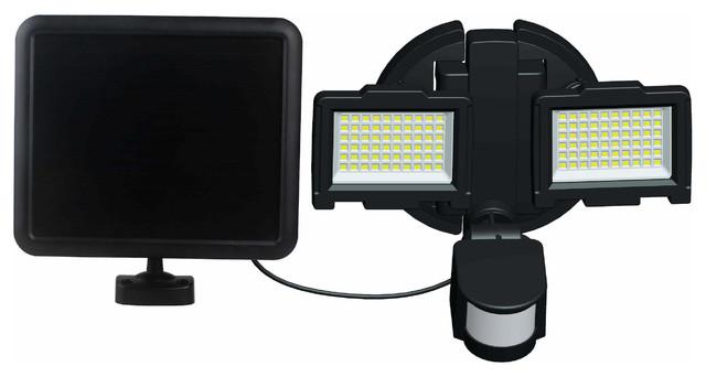 120 Led Solar Security Light