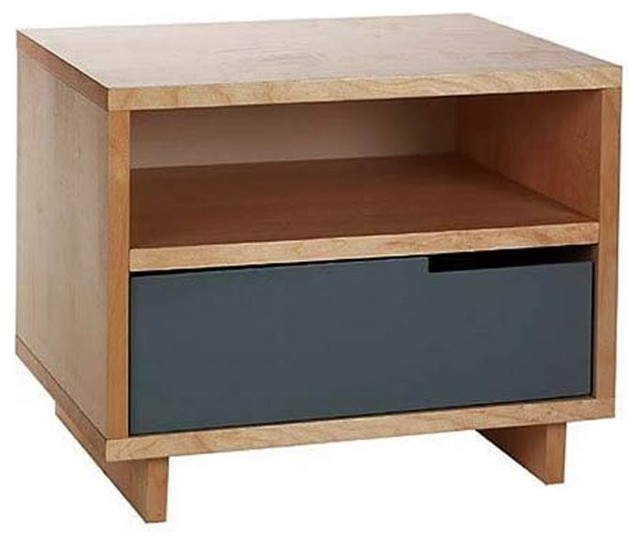 Blu Dot Modulicious Bedside Table Modern Nightstands And Tables By 2modern