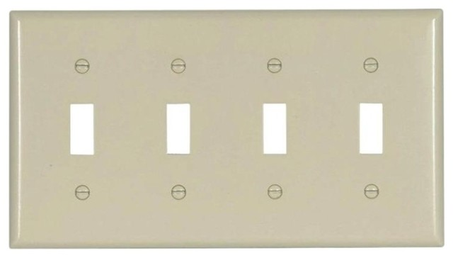 Standard Size Toggle Wall Plate