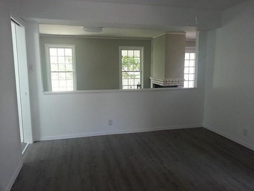 Wall Opening From Living Room To Bedroom