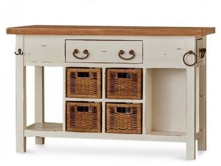 Umbria Kitchen Island Small.