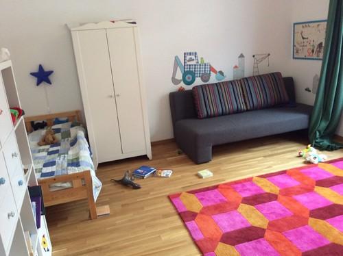 kinderzimmer für baby und 2-jährigen -aufteilung und deko - Kinderzimmer Ideen Fur 2 Jahrige