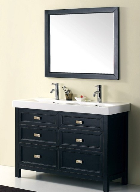 vanity set for bedroom 1200mm freestanding vanity black vanity torun modern 17702