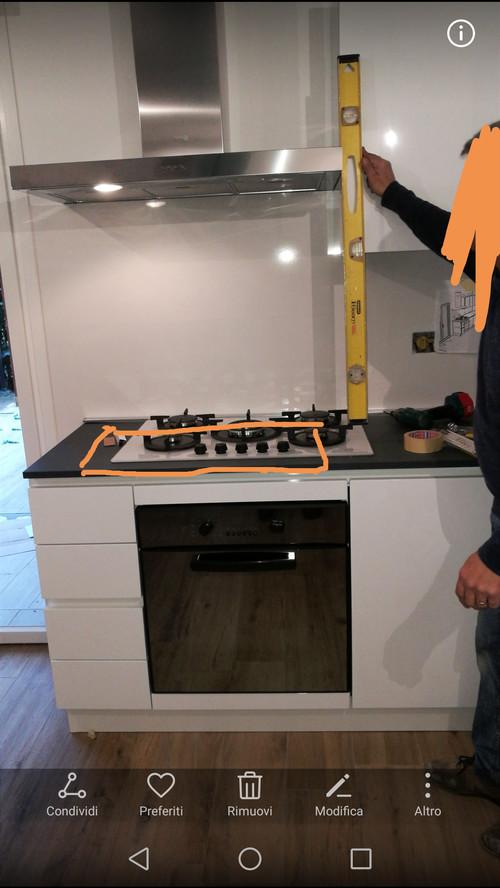 Piano cottura e forno - Forno e piano cottura ...
