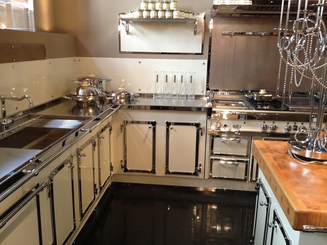 Milan Residents Kitchen - Officine Gullo - Modern - Kitchen - Miami ...