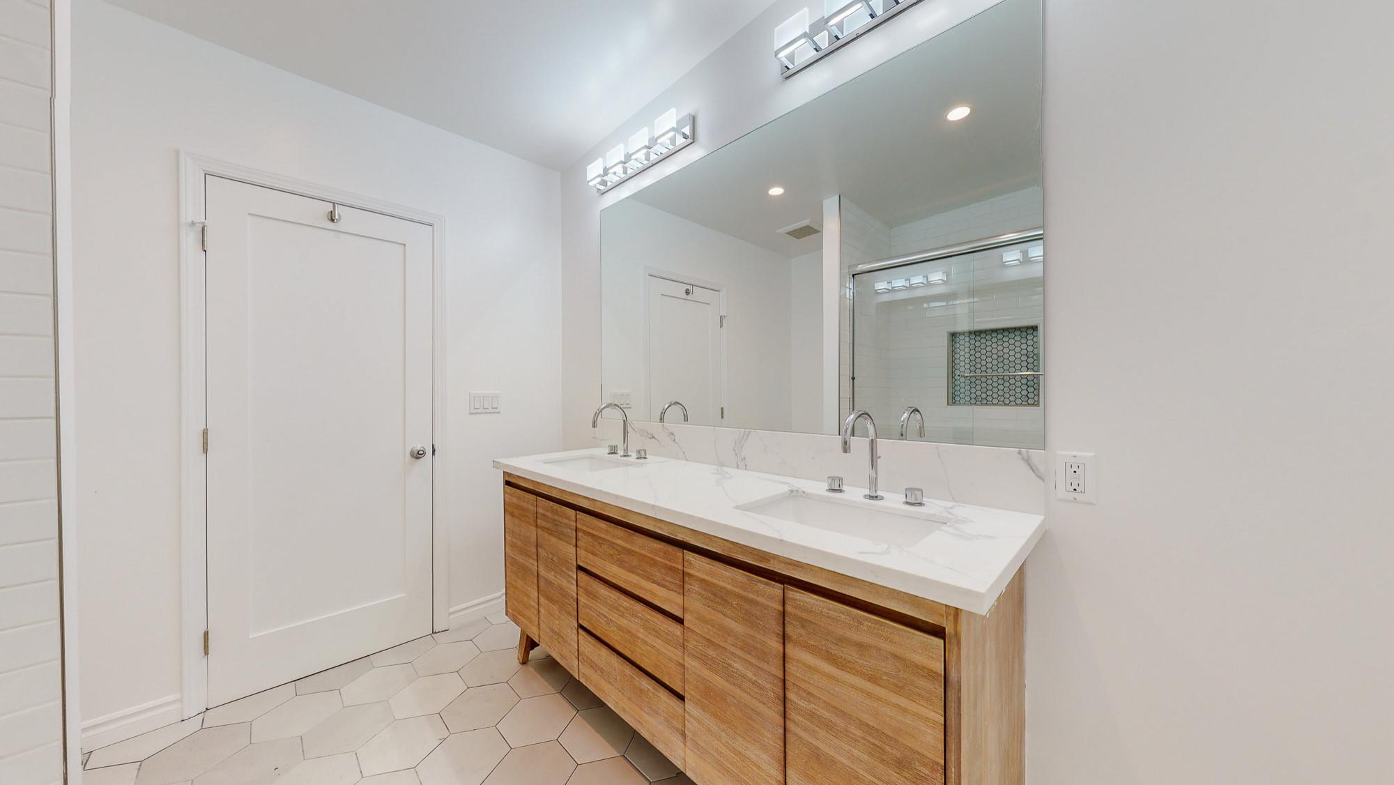 Full Interior Remodel Guest Bathroom
