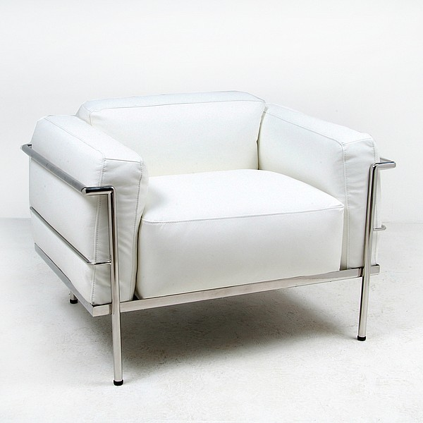 le corbusier grand confort lounge chair chairs - Le Corbusier Chair