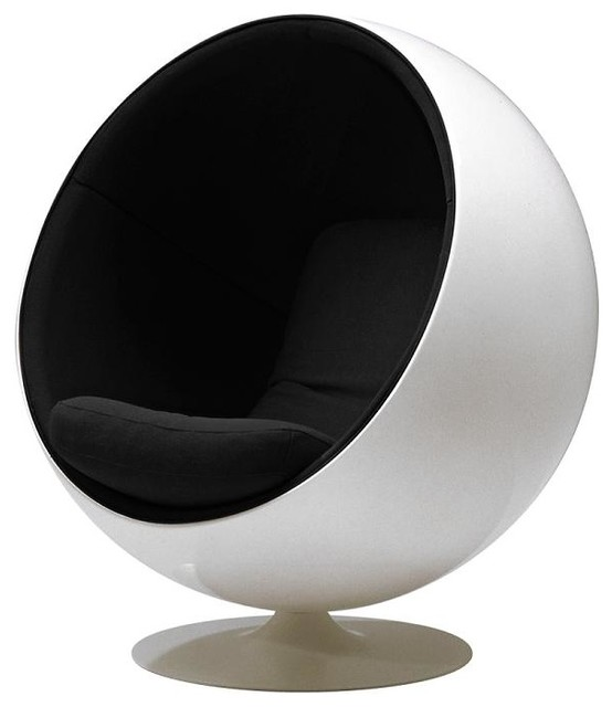Modern Ball Chair Eero Aarnio Globe Chair Armchairs And