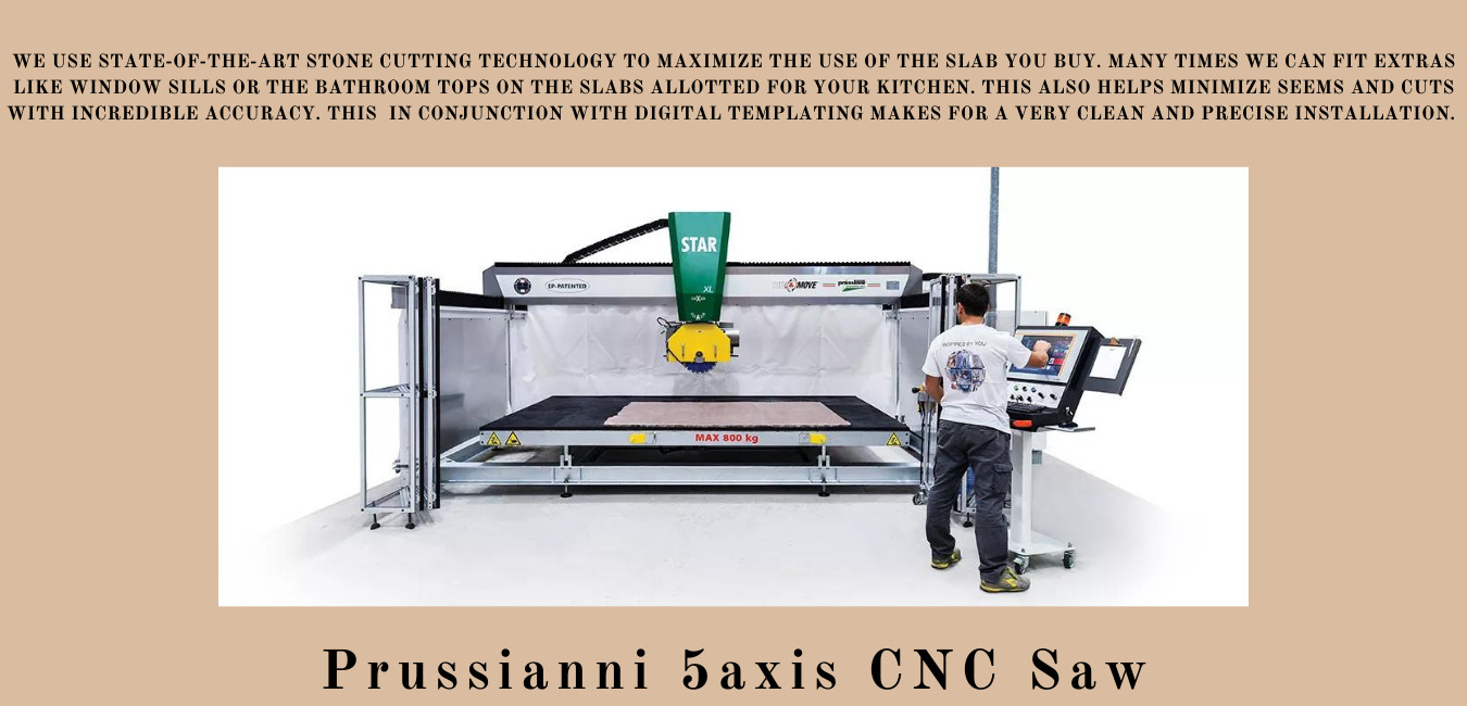 Prussianni 5axis CNC Saw
