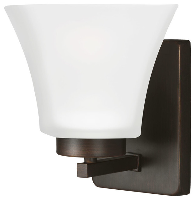 Bathroom Vanity Lights Contemporary : Bayfield Bathroom Vanity Light - Contemporary - Bathroom Vanity Lighting - by Lighting New York