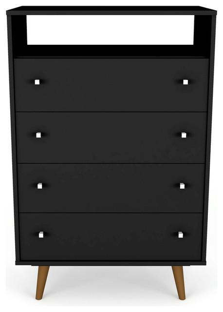 Liberty Dresser, Black.