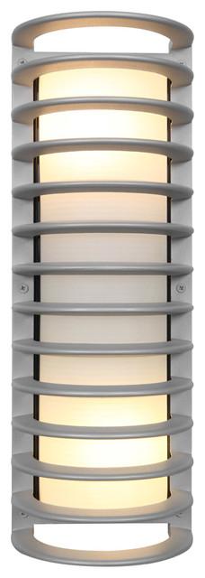 Access Bermuda 2-Light 17 in. Outdoor Wall Light in Satin