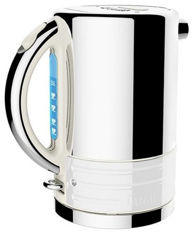 Dualit Architect Kettle, Canvas and White