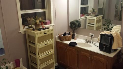 Bathroom dilema