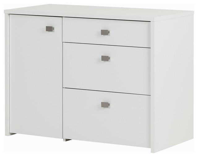 Millennium File Organizer, Pure White.