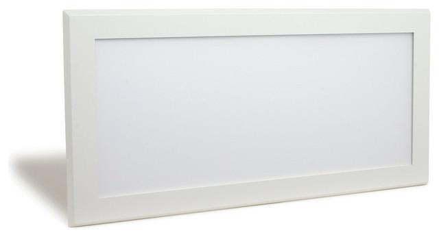 Pixi 055 Thin 1x2 Dimmable Flatlight LED Luminaire Flushmount