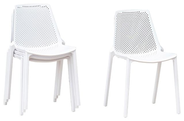 Awe Inspiring Amazonia Eagle Patio Dining Chairs Set Of 4 Spiritservingveterans Wood Chair Design Ideas Spiritservingveteransorg