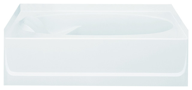 Sterling Ensemble 16x36x60 Vikrell Tub/Shower - Contemporary ...