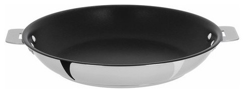 "Cristel Casteline Removable Handle, 8.5"" Nonstick Frying Pan."