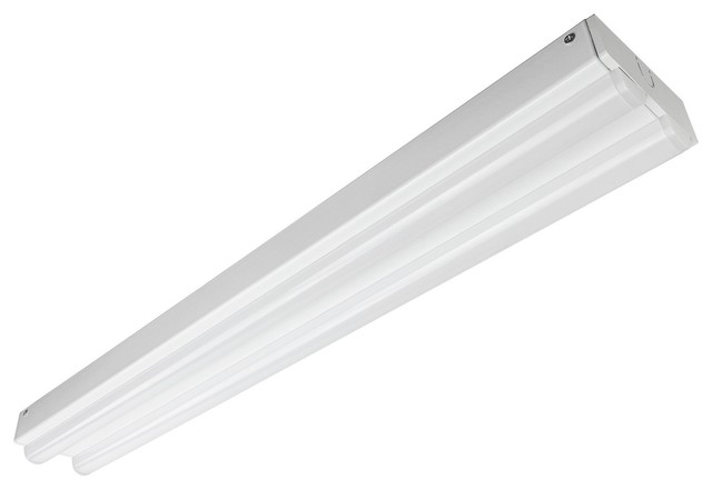 4' 2-Light Economy Channel LED Fixture Multi-Volt - Contemporary - Undercabinet Lighting - by ...
